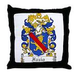 Fazio Family Crest Throw Pillow