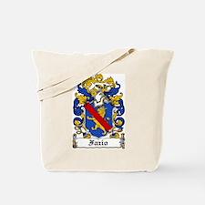 Fazio Family Crest Tote Bag