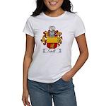 Fedelli Family Crest Women's T-Shirt