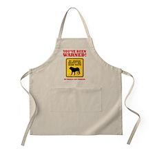 Spanish Mastiff BBQ Apron