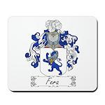 Fera Family Crest Mousepad