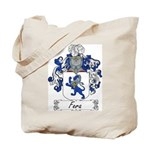 Fera Family Crest Tote Bag