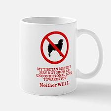 Tibetan Mastiff Mug