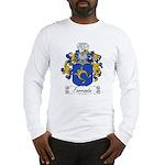 Ferrante Family Crest Long Sleeve T-Shirt