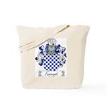 Ferranti Family Crest Tote Bag