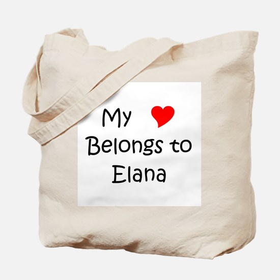 Cool Elana Tote Bag