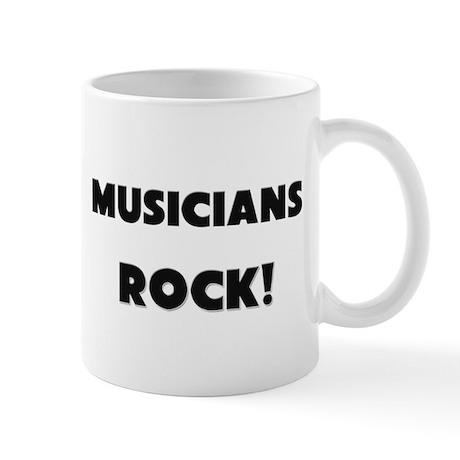 Musicians ROCK Mug