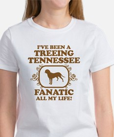 Treeing Tennessee Brindle Women's T-Shirt