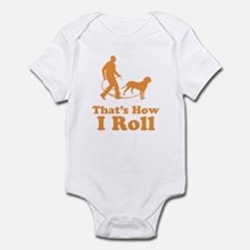 Treeing Tennessee Brindle Infant Bodysuit