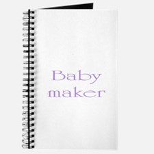 Baby maker Journal