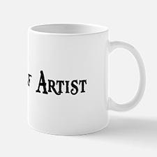 Blood Elf Artist Mug