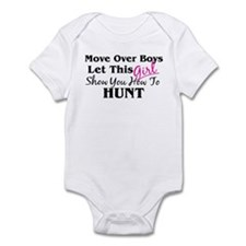 Move Over Boys... Infant Bodysuit