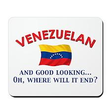 Good Lkg Venezuelan 2 Mousepad