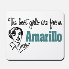 Best Girls Amarillo Mousepad