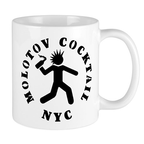 MOLOTOV COCKTAIL NYC Mug