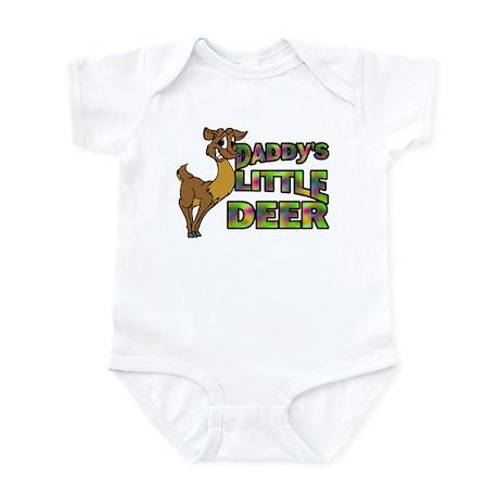 Daddy's Little Deer Infant Bodysuit
