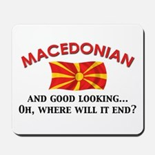 Good Lkg Macedonian 2 Mousepad