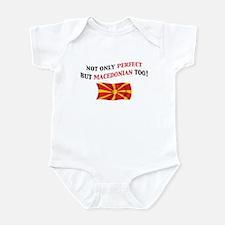 Perfect Macedonian 2 Infant Bodysuit