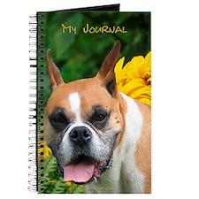 Boxer Portrait Journal