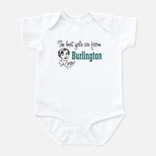 Best Girls Burlington Infant Creeper