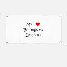 Emanuel Banner