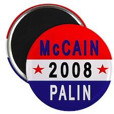 McCain - Palin Magnet