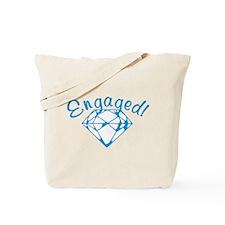 Engaged Tote Bag