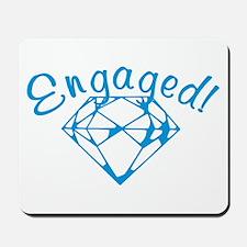 Engaged Mousepad