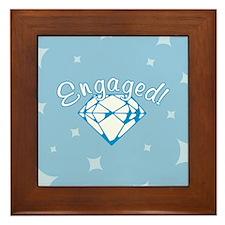 Engaged Framed Tile