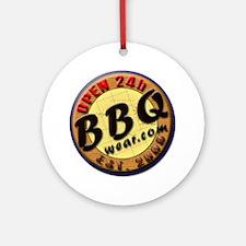 BBQwear Logo Ornament (Round)