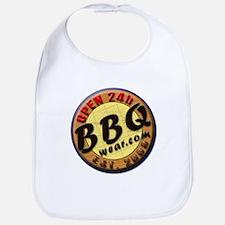 BBQwear Logo Bib