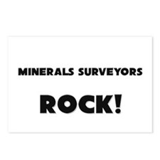 Miners ROCK Postcards (Package of 8)