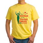 The Sisterhood of the Traveli Yellow T-Shirt