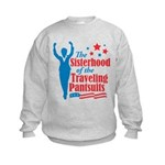 The Sisterhood of the Traveli Kids Sweatshirt