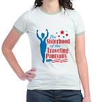 The Sisterhood of the Traveli Jr. Ringer T-Shirt