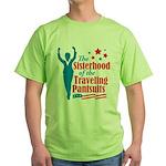 The Sisterhood of the Traveli Green T-Shirt
