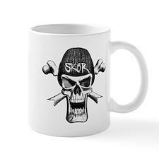 Sk8r Crossbones Mug