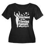 The Sisterhood of the Traveli Women's Plus Size Sc