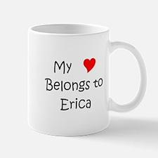 Funny Erica Mug