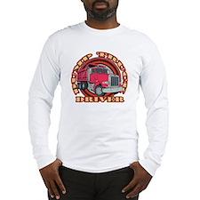 Dump Truck Driver2 Long Sleeve T-Shirt