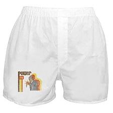 Power Up! Boxer Shorts