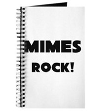 Mimes ROCK Journal
