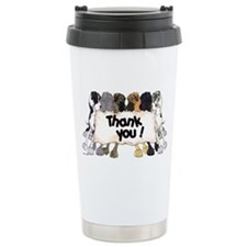 N6 Thank you Travel Mug