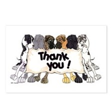N6 Thank You Postcards (Package of 8)