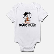 Future yoga Instructor Baby Infant Bodysuit