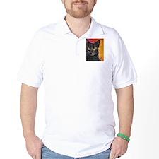 Funny Norwegian forest cat T-Shirt