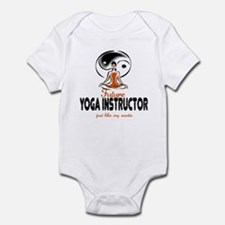 Future Yoga Instructor like Aunt Infant Bodysuit