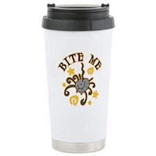Bite Me Travel Coffee Mug