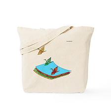Origami Tote Bag