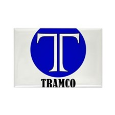 TRAMCO Property Management Rectangle Magnet